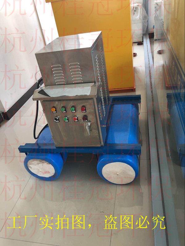 悬浮式微纳米曝气机